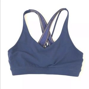 Athleta sports bra size small